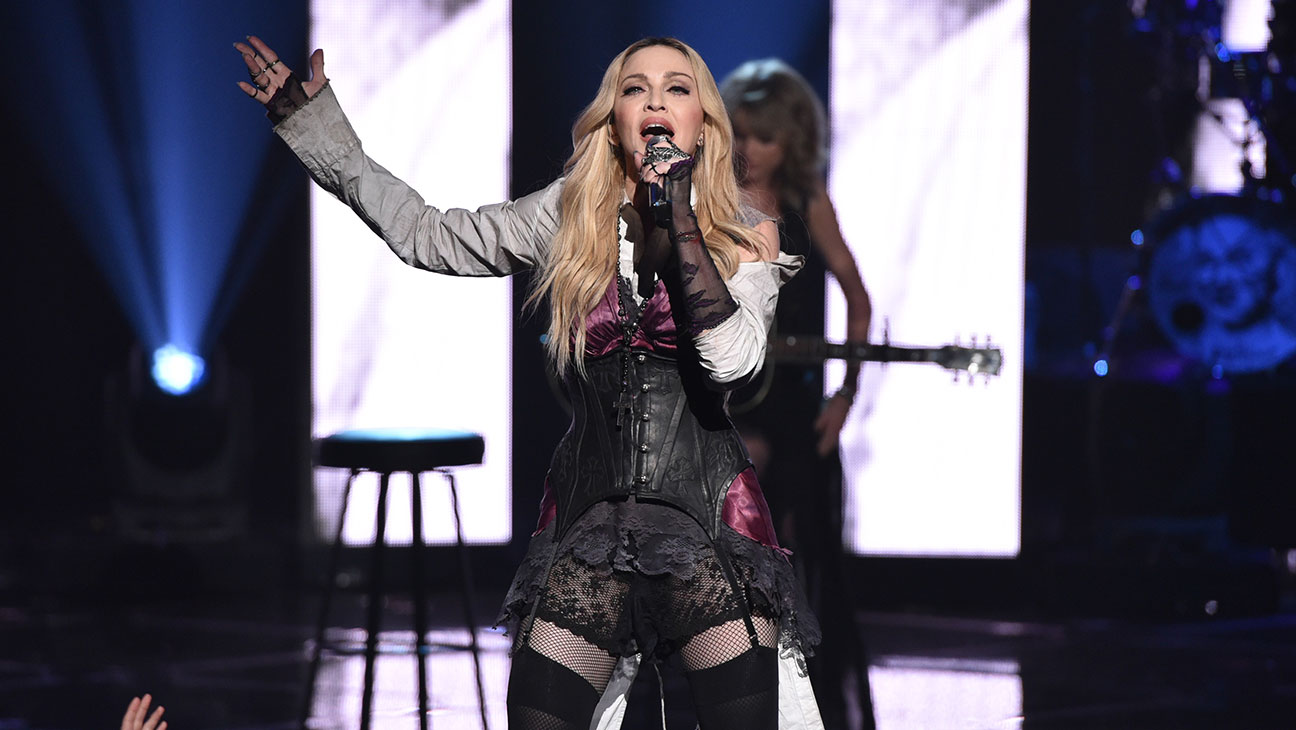 Madonna, iHeartRadio Awards - H 2015