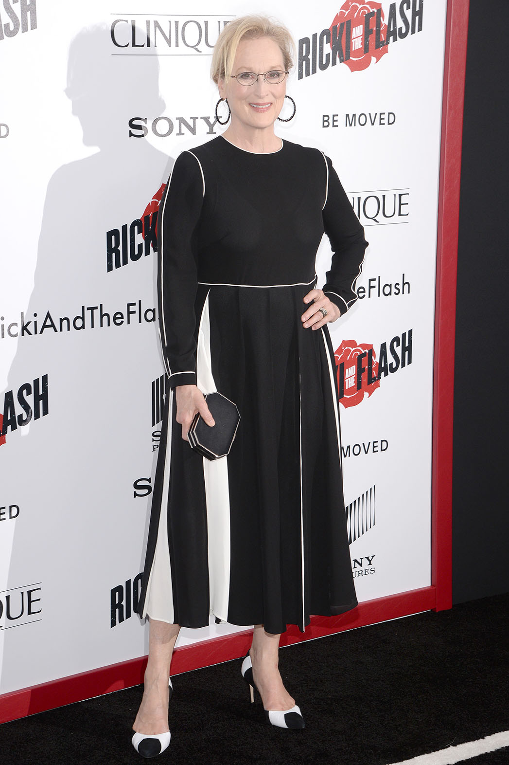 Meryl Streep Ricki and the Flash Premiere - P 2015
