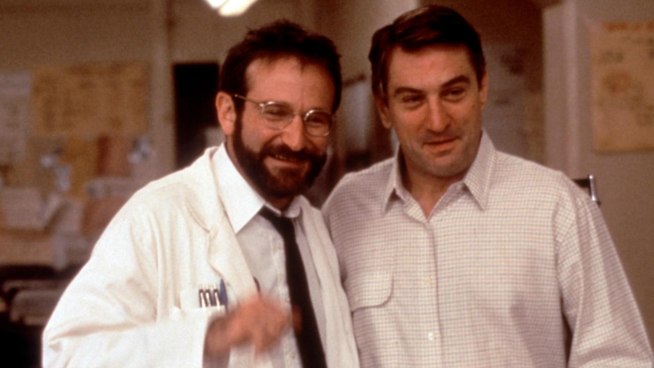 Awakenings Robin Williams Robert De Niro - H 2015