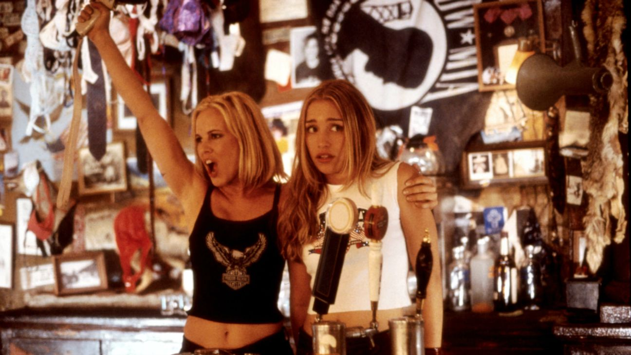 Coyote Ugly - H 2015