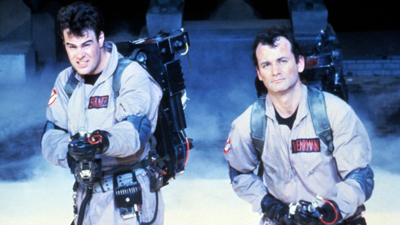 Bill Murray Dan Aykroyd Ghostbusters - H 2015