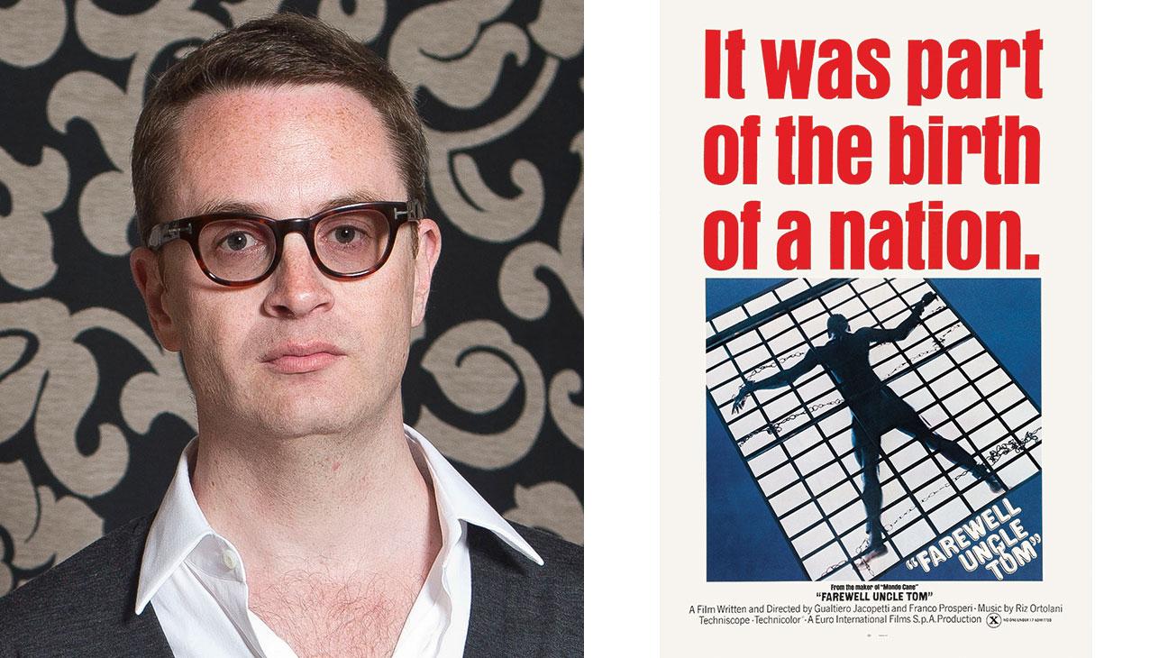 Nicholas Refn, Farewell Uncle Tom Poster Split - H 2015