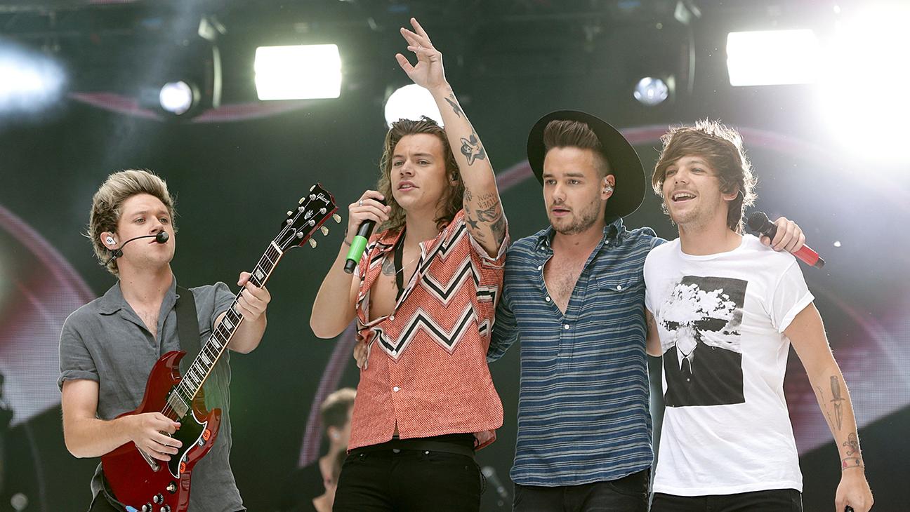 One Direction Split H 2015