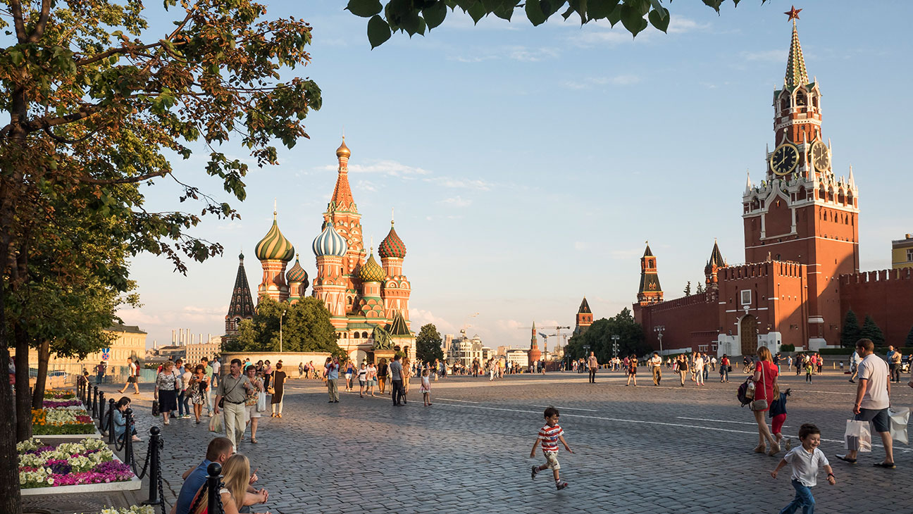 Moscow Red Sqaure - H 2015