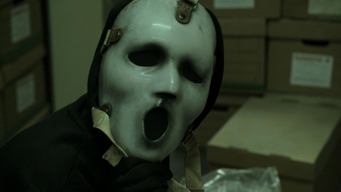Scream Mask Still - H 2015