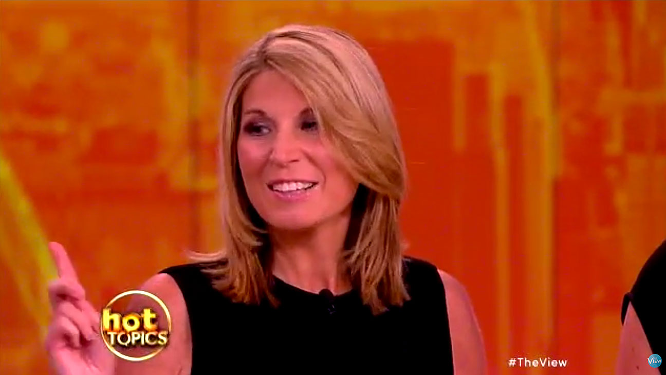 Nicolle Wallace, The View Still - H 2015