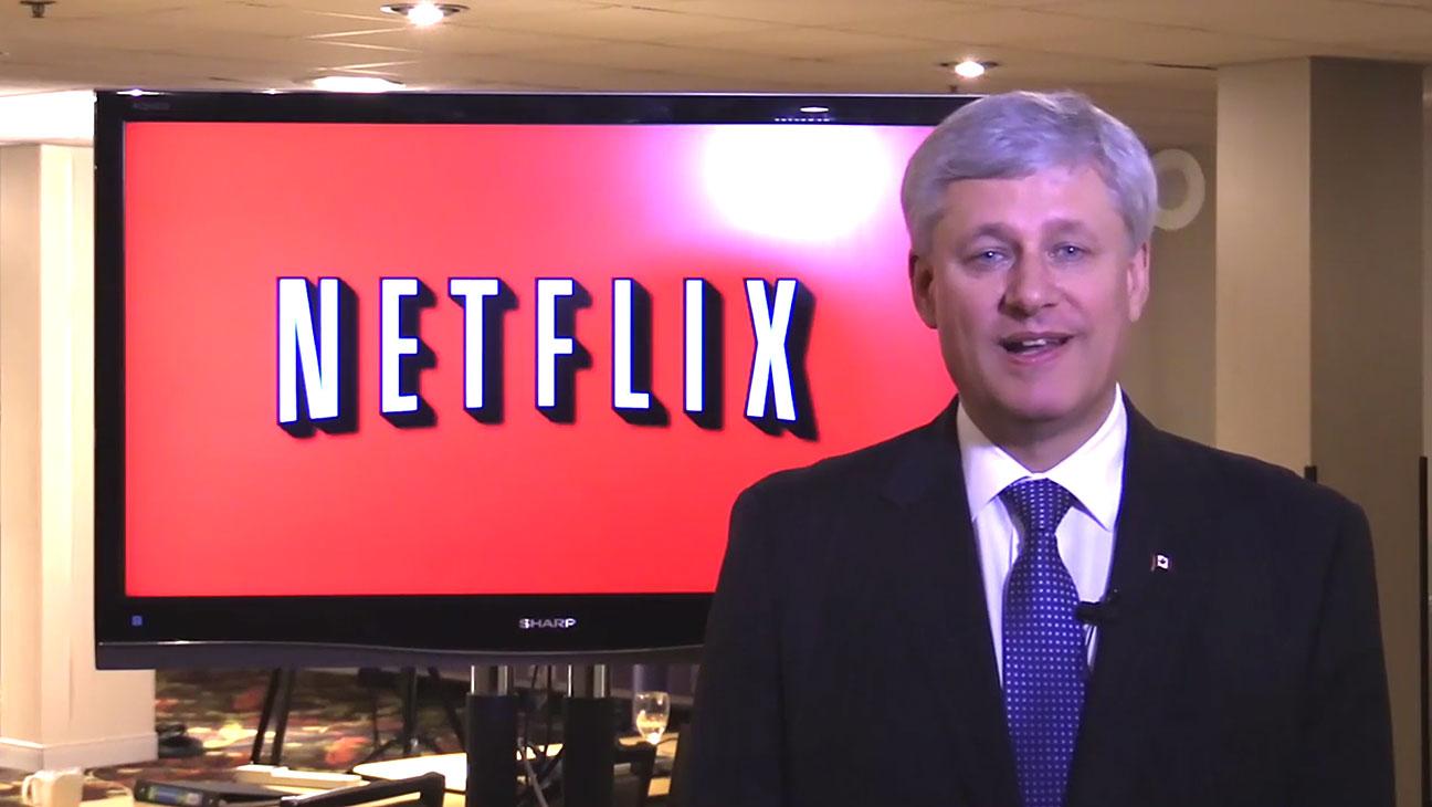 Steven Harper, Netflix Still - H 2015