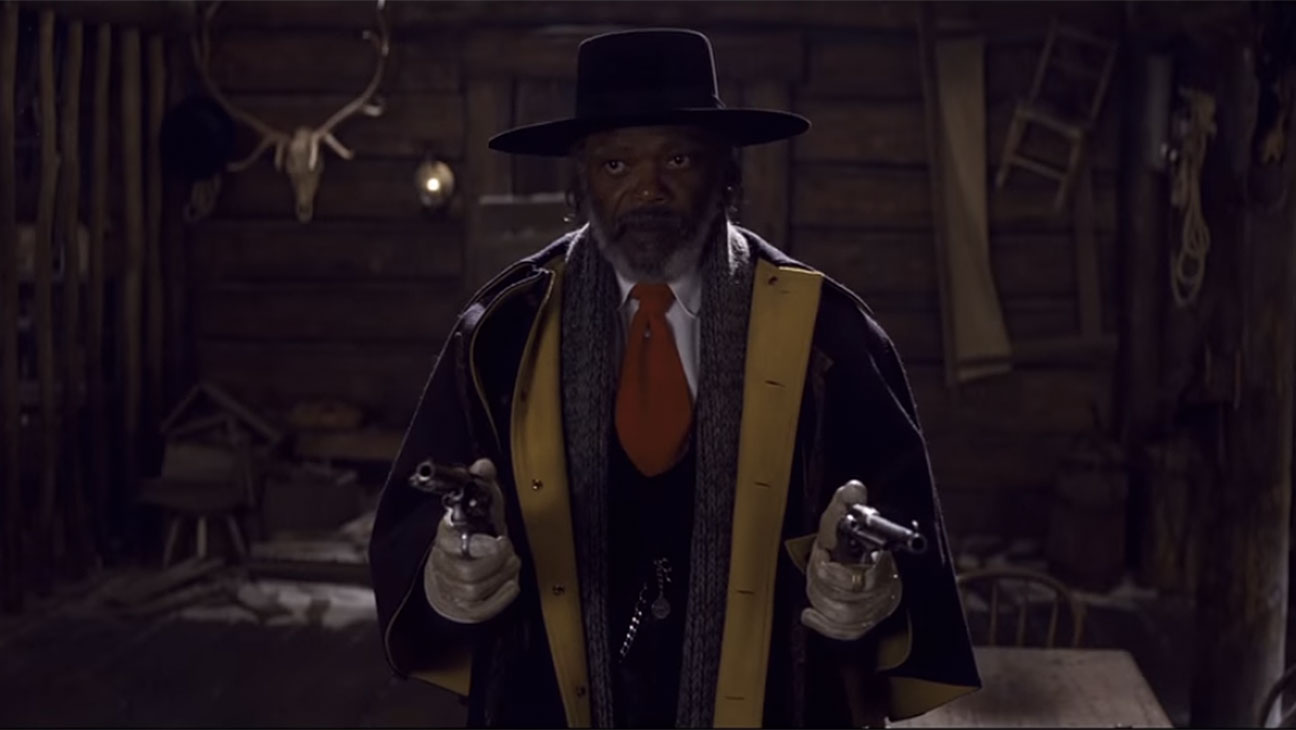 The Hateful Eight Teaser Trailer Still - H 2015