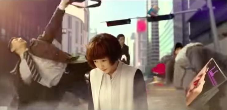 'Go Away Mr. Tumor' Screengrab H 2015