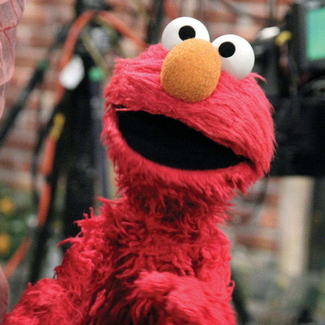Sesame Street Elmo - S 2015