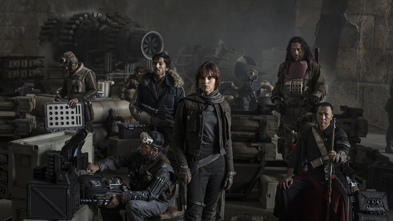 Star Wars Rogue One Cast - H