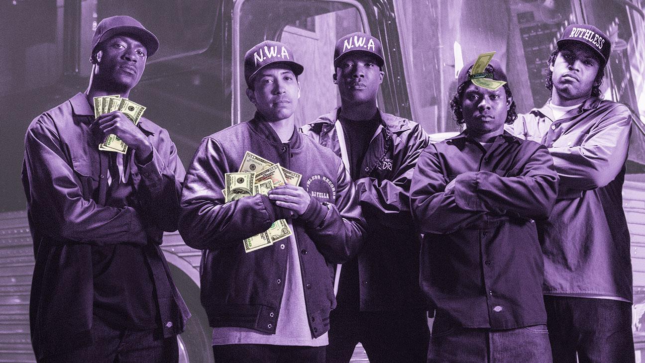 Straight Outta Compton Money Comp - H 2015