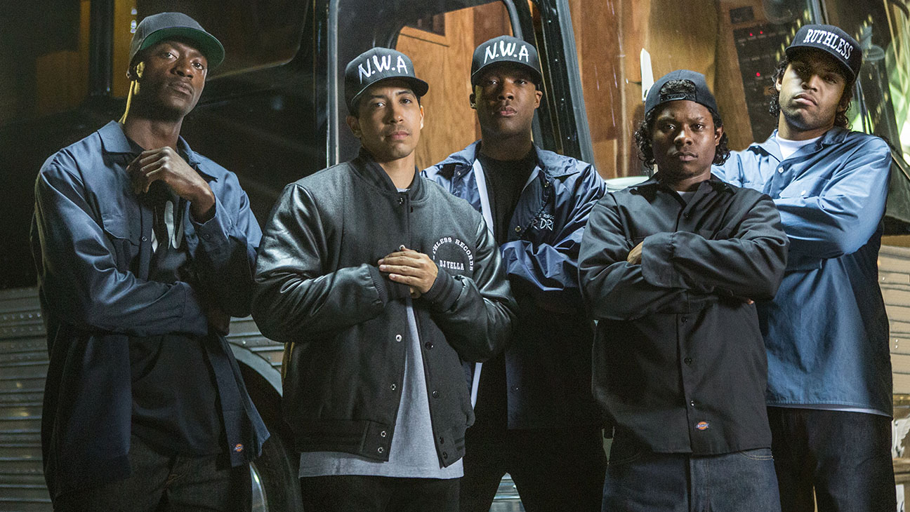 Straight Outta Compton Still 3 - H 2015