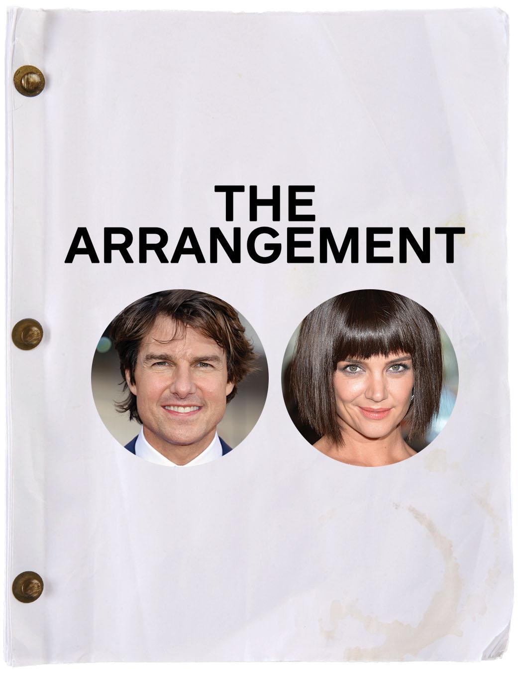 The Arrangement Script - P 2015