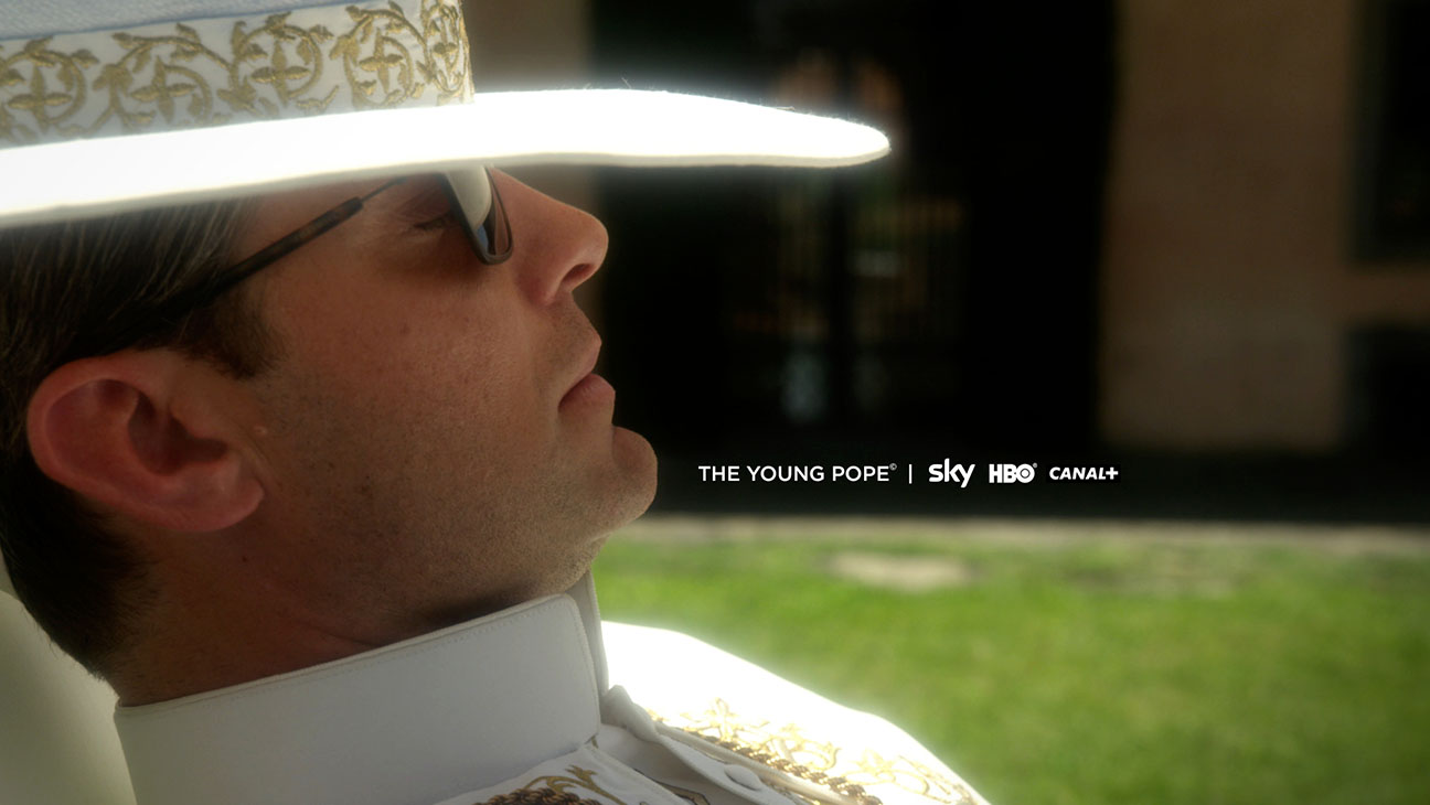 The Young Pope Key Art Poster - H 2015