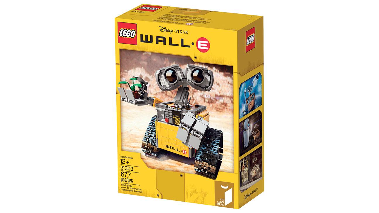 Wall-e Legos - H 2015