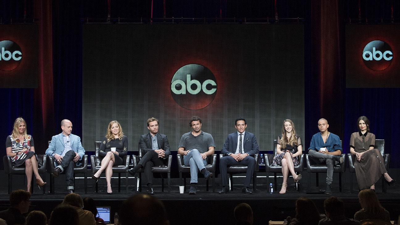 Wicked City ABC TCA Panel - H 2015