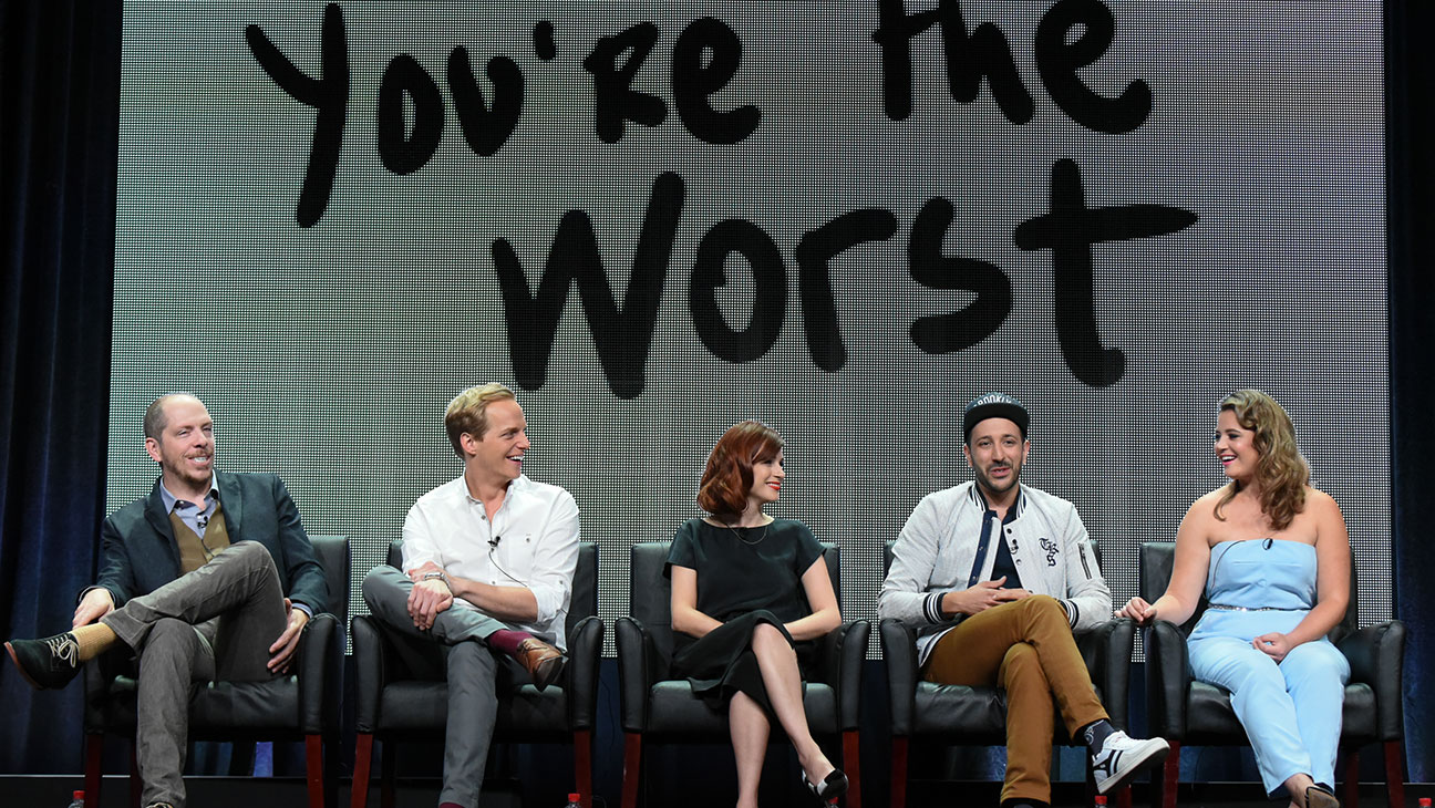 You're the Worst, TCA Panel - H 2015