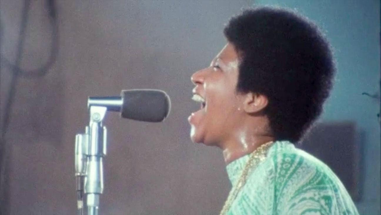 Amazing Grace Stills 2: Aretha Franklin Documentary - H 2015