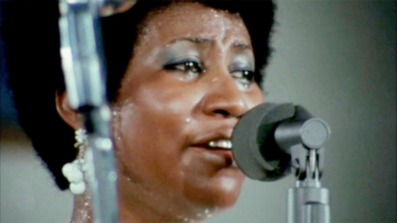 Amazing Grace Stills 3: Aretha Franklin Documentary - H 2015