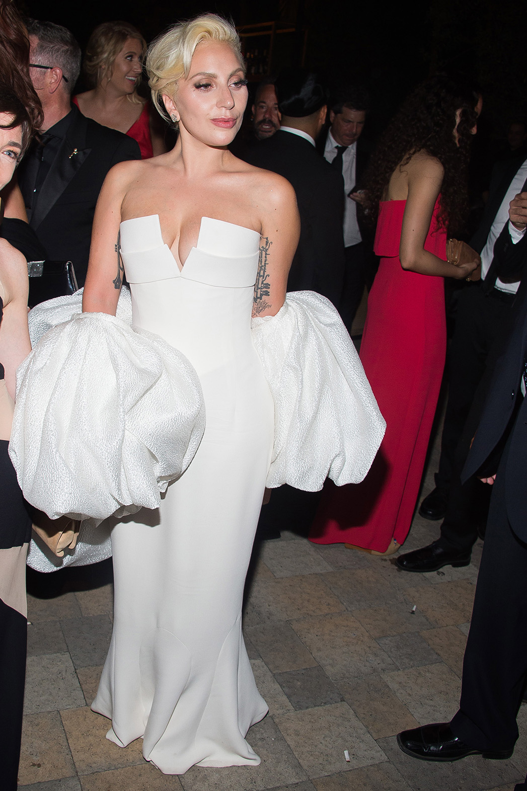 Lady Gaga After Party - H 2015