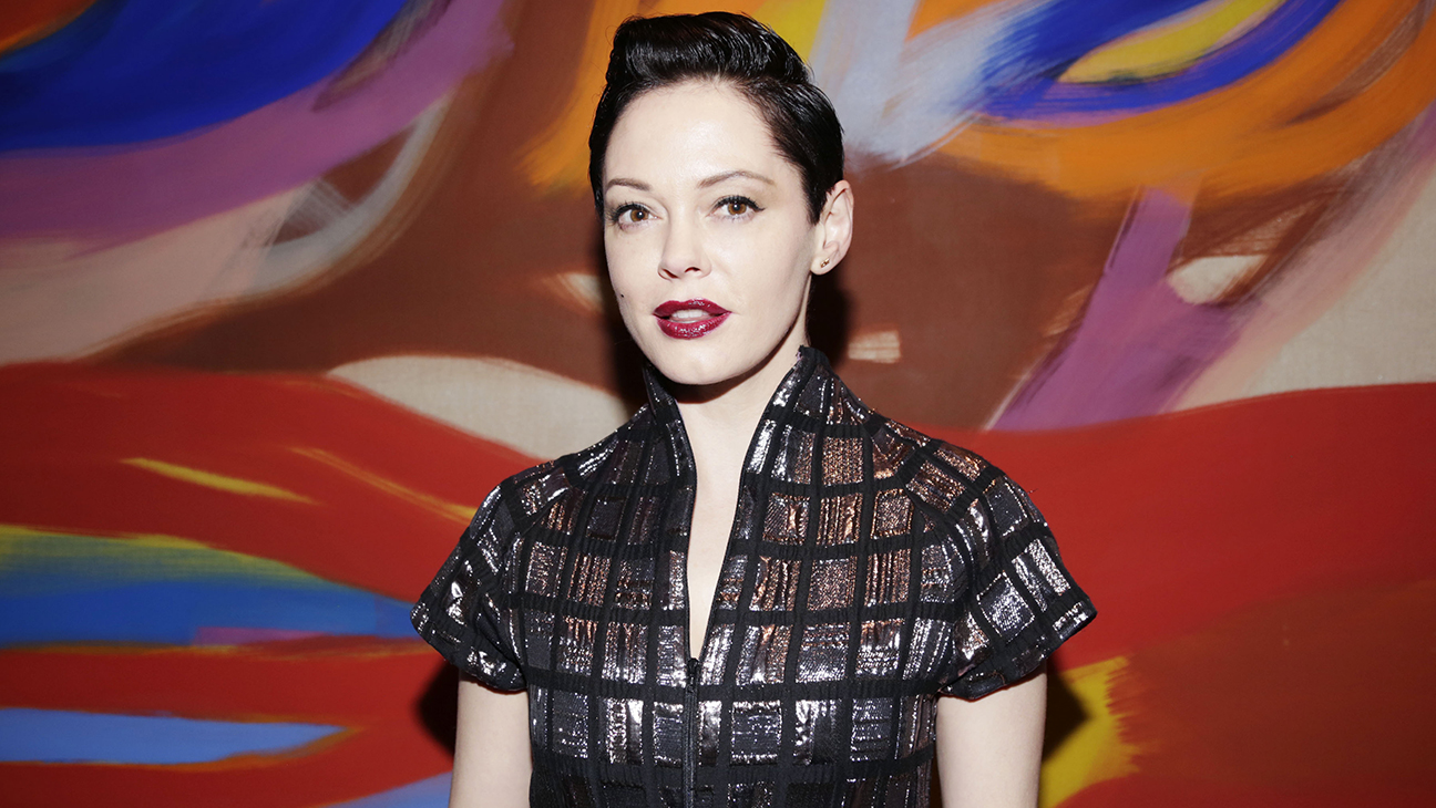 Rose McGowan - H 2015