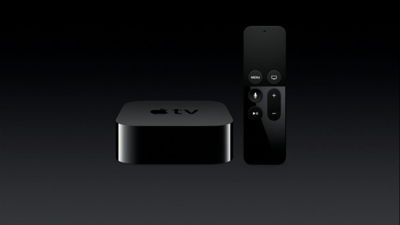 Apple TV - H 2015