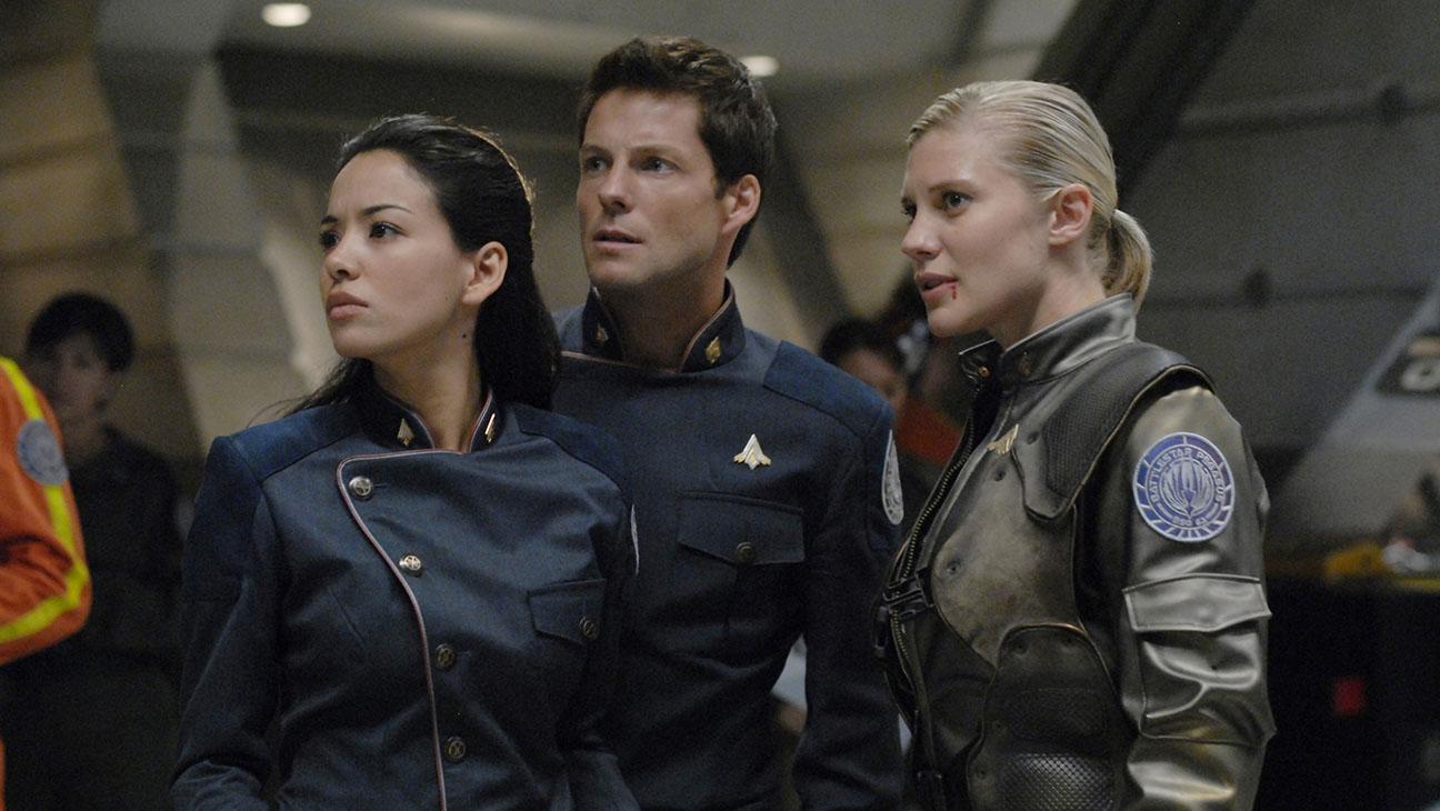 Battlestar Galactica Still - H 2015