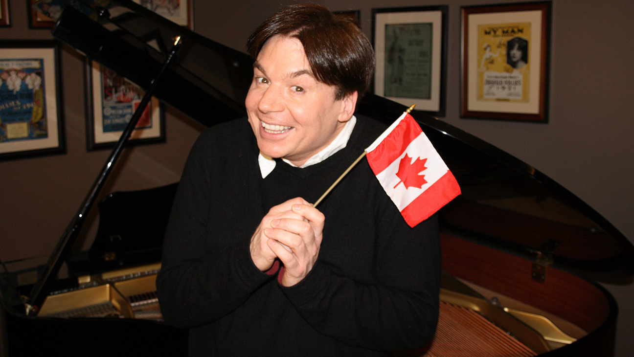 Being Canadian Mike Myers - H 2015