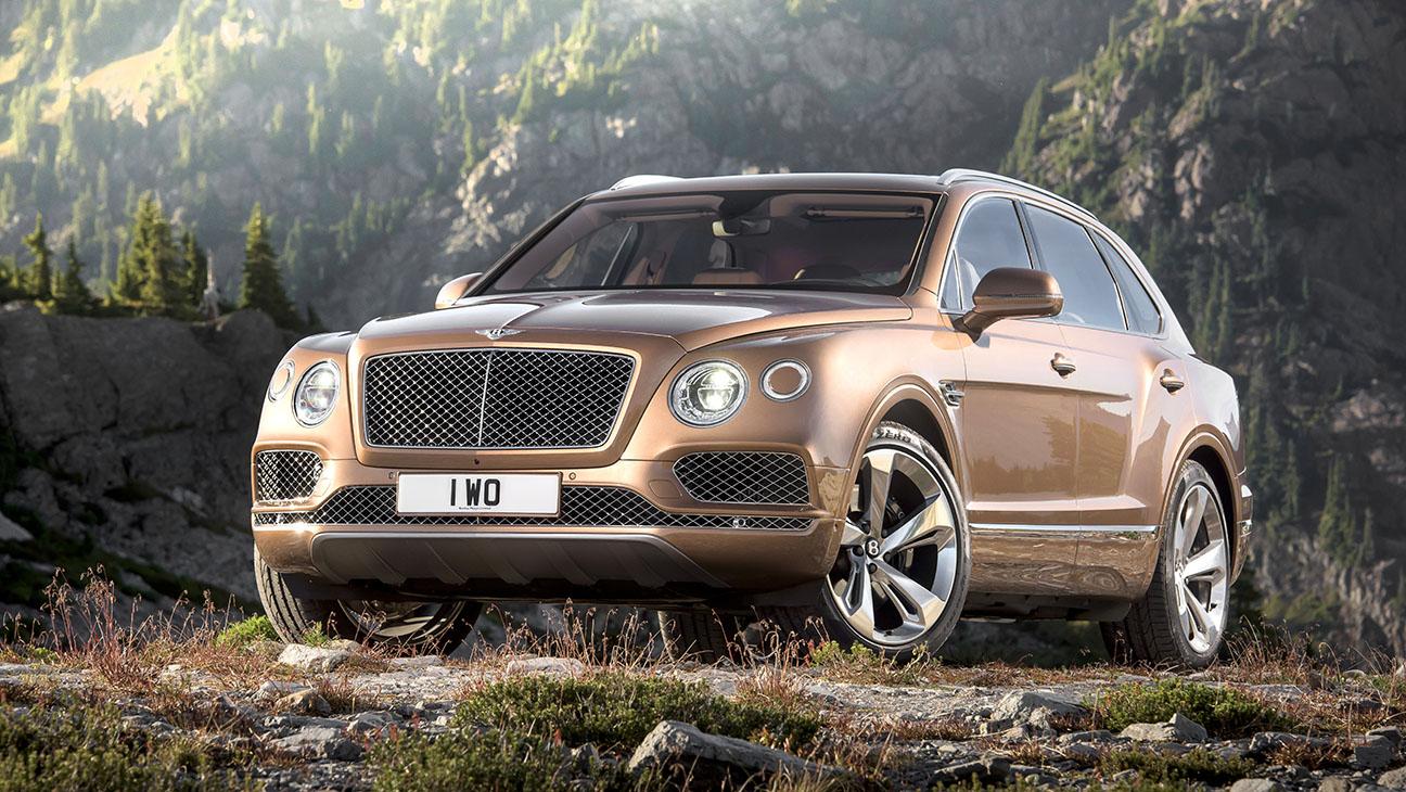 Bentley Bentayga - H 2015