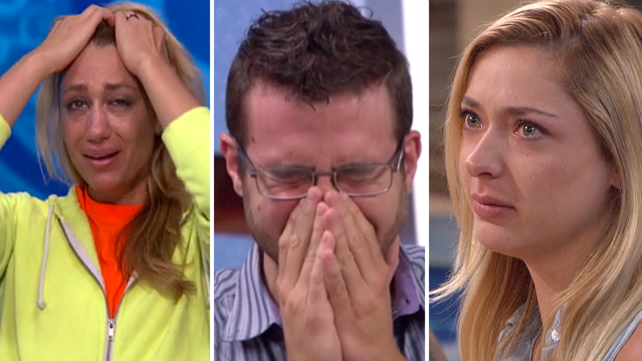 Big Brother Crying 2 - H 2015