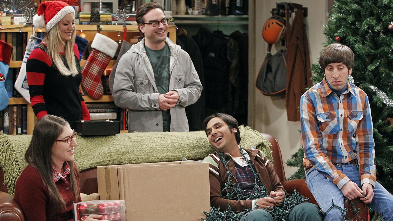 Big Bang Theory Still OK - H 2015