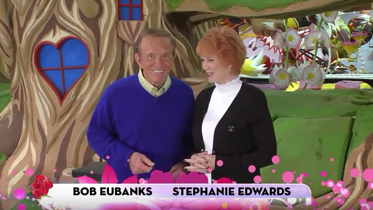 Bob Eubanks and Stephanie Edwards - H