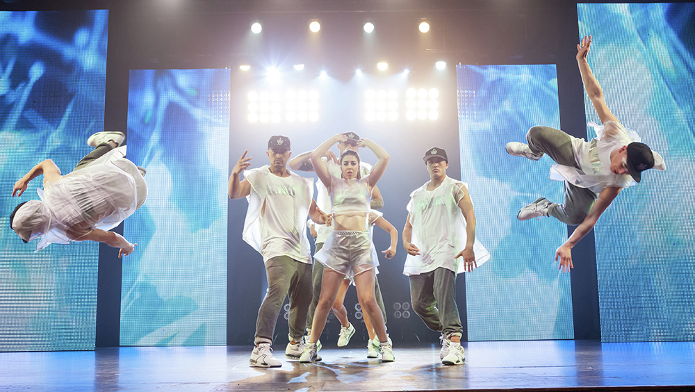 Born to Dance -H 2015