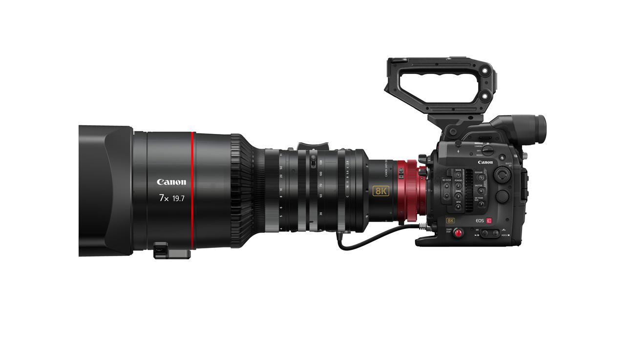 Canon 8K - H 2015