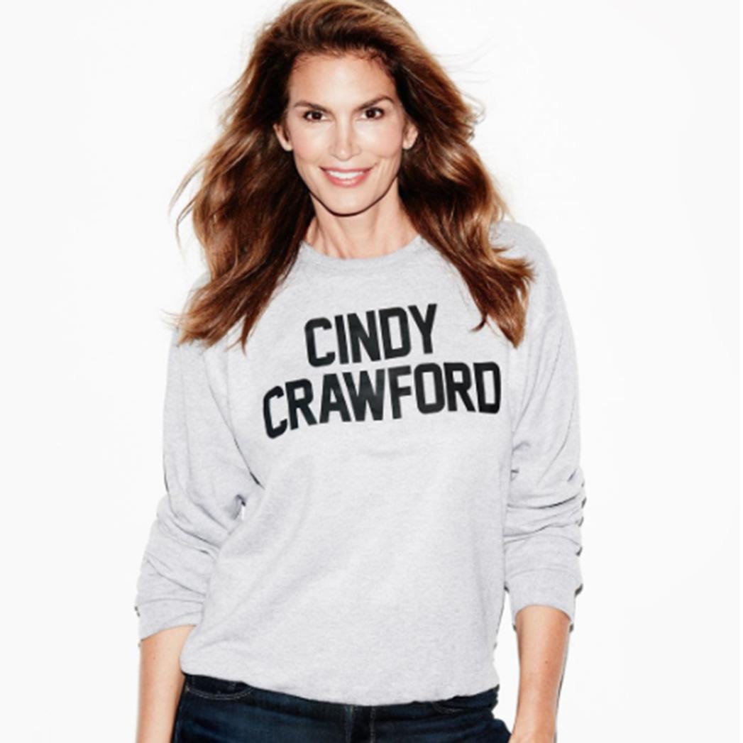Cindy Crawford - S 2015