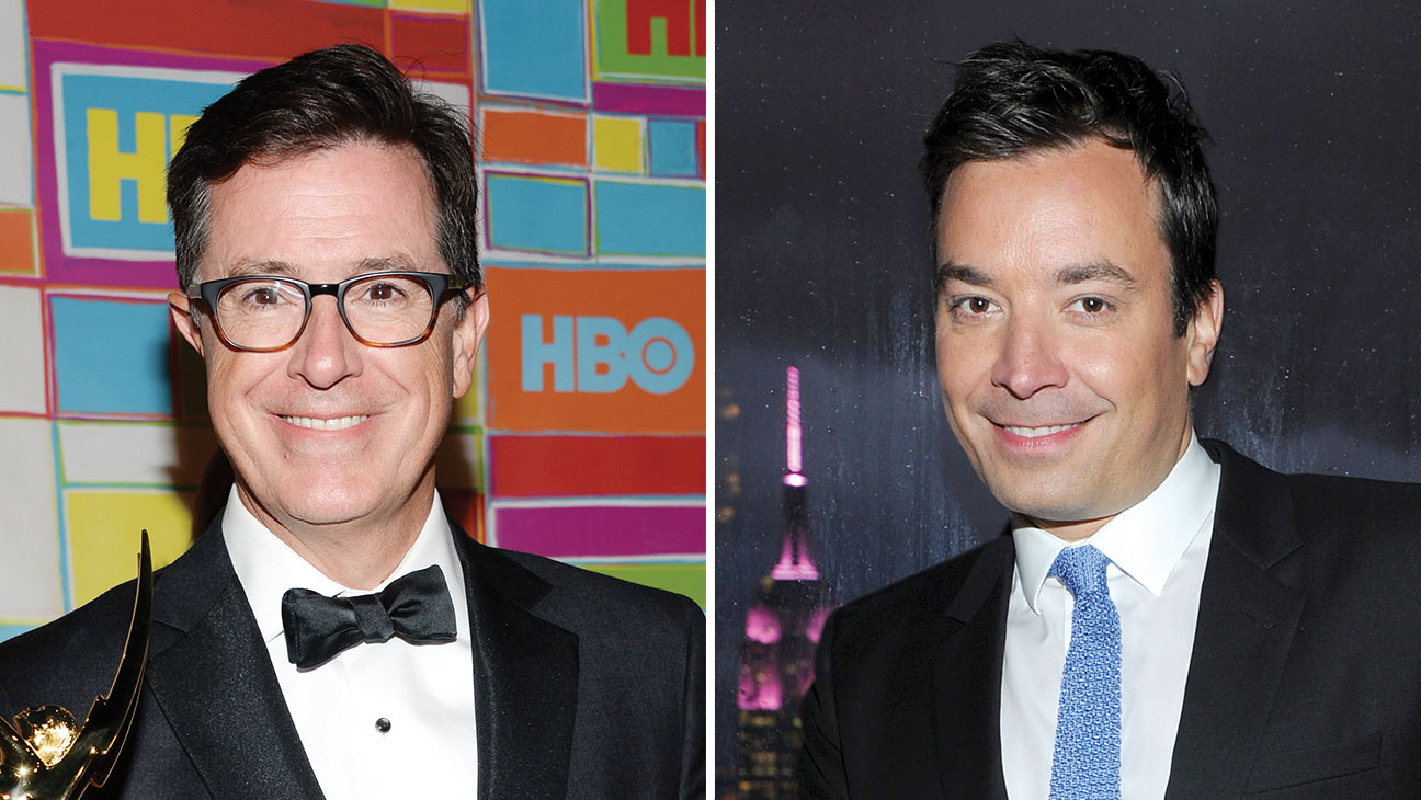 Colbert Fallon Split - H 2015