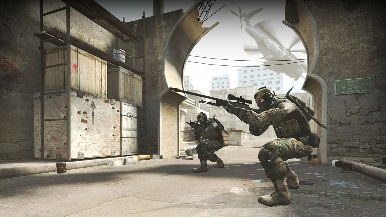 Counter-Strike: Global Offensive 2 - H 2015