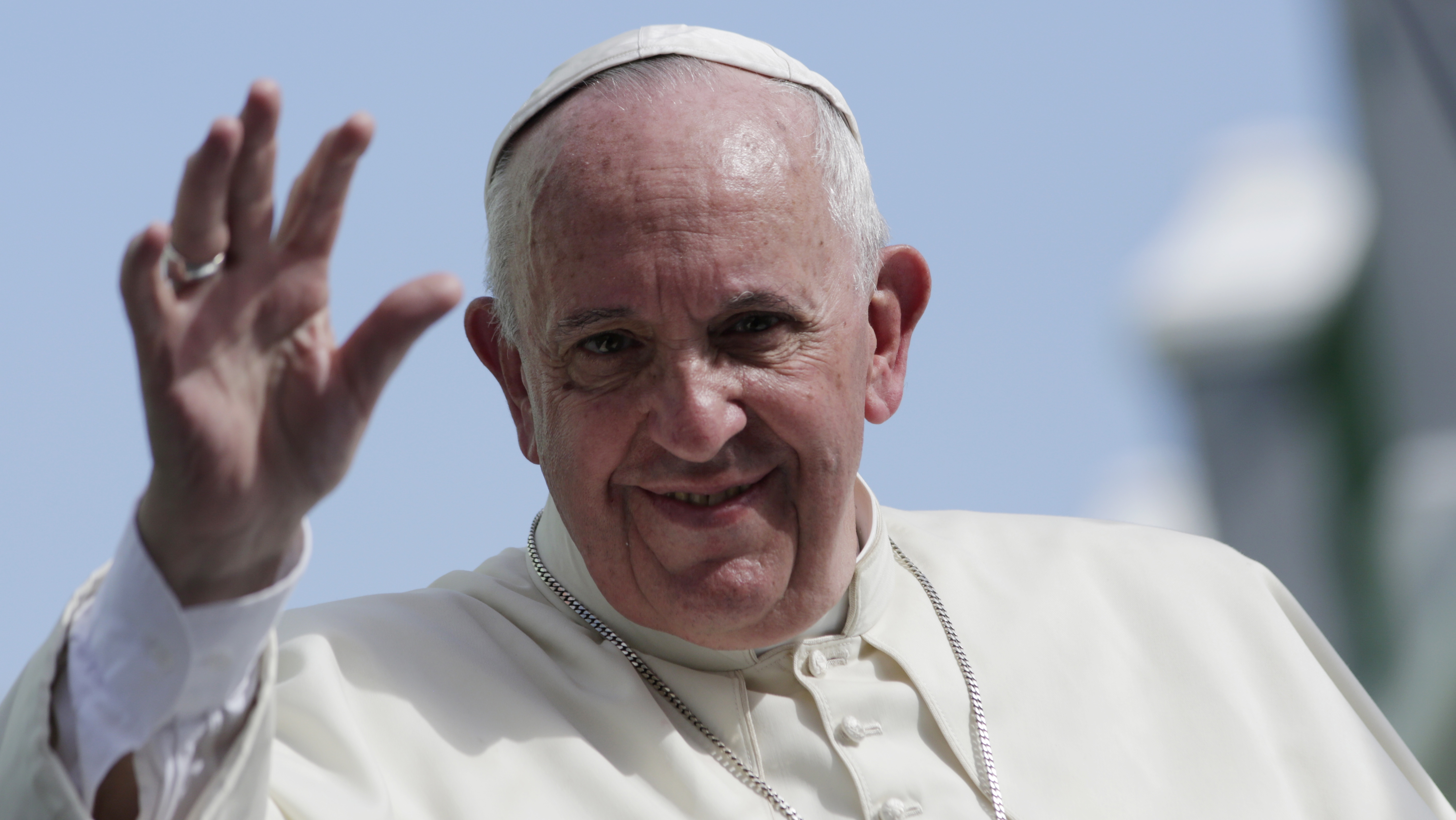 Pope Francis in Cuba - H 2015