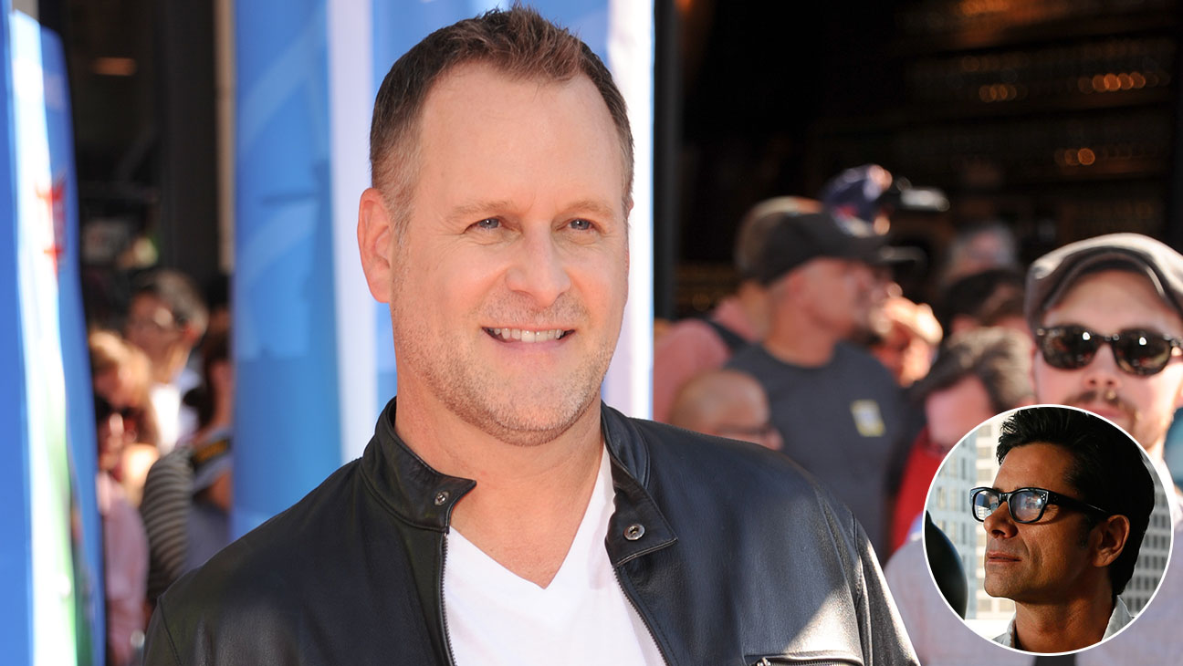 Dave Coulier inset John Stamos - H 2015
