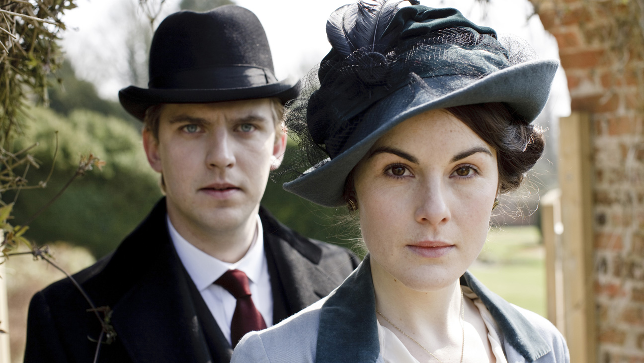 Downton Abbey Still - H 2015
