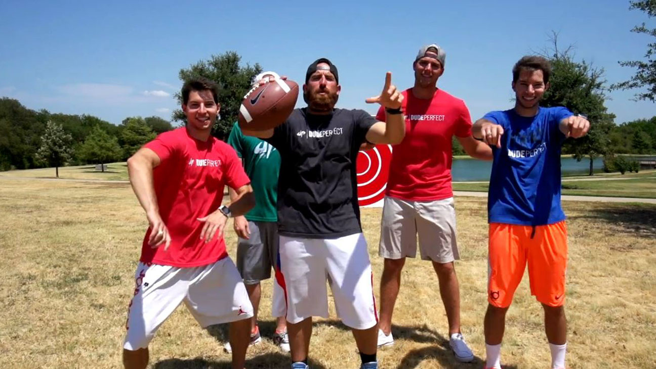 Dude Perfect - H 2015