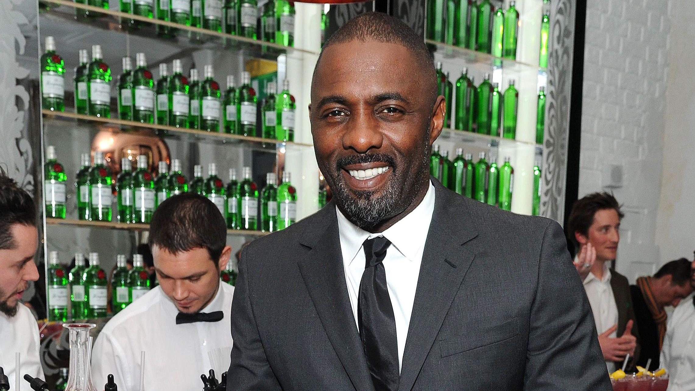 Idris Elba - H 2015