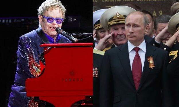 Elton John Putin H 2015