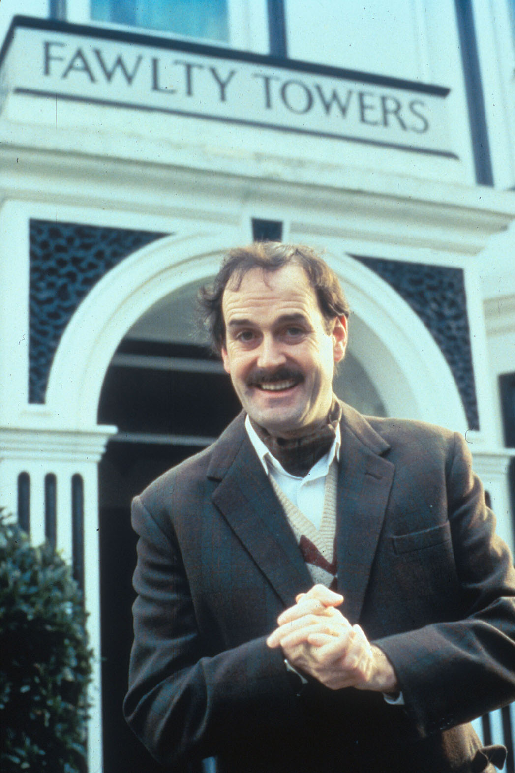 Fawlty Towers Still - P 2015