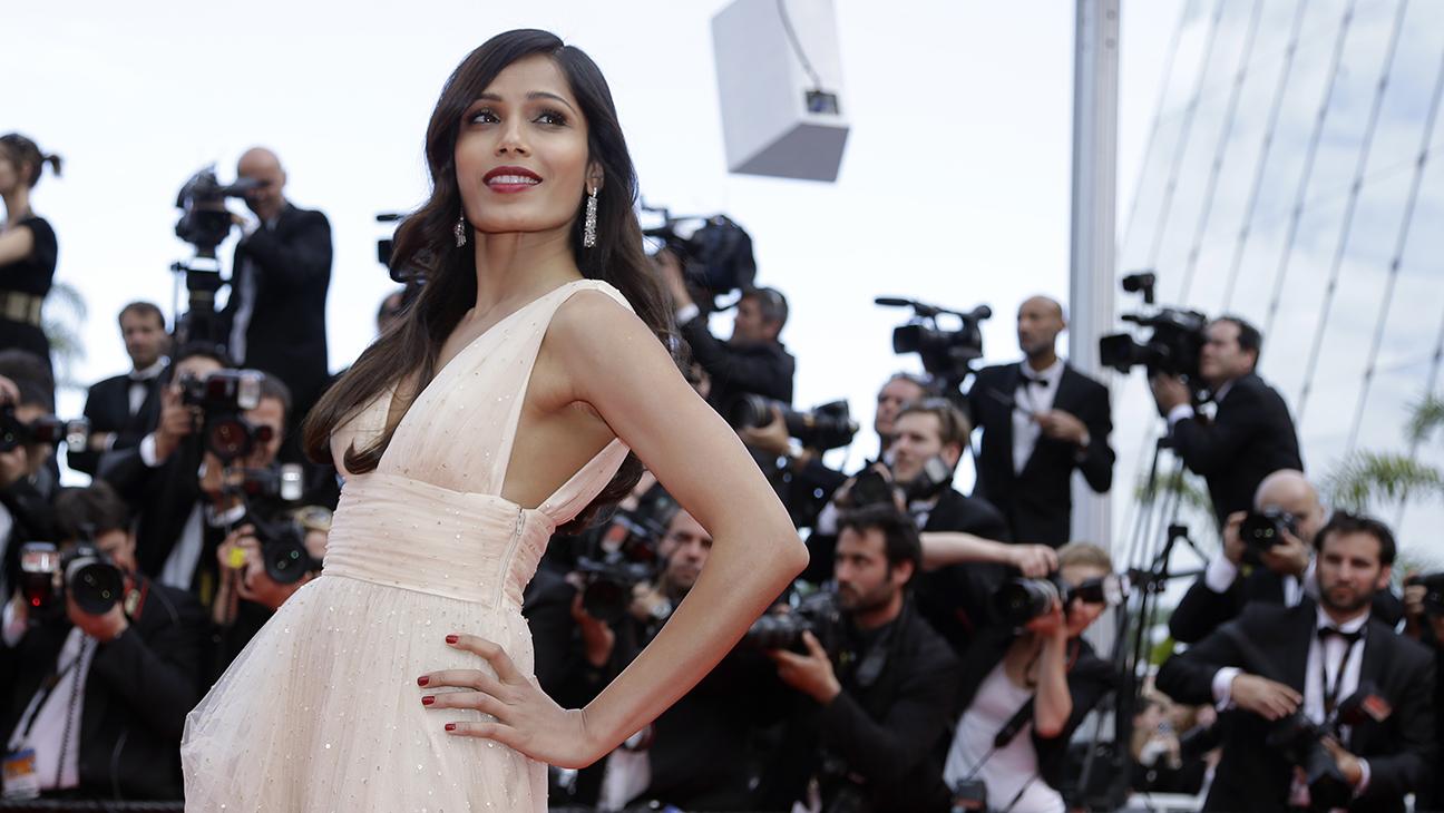 Freida Pinto Cannes H 2014