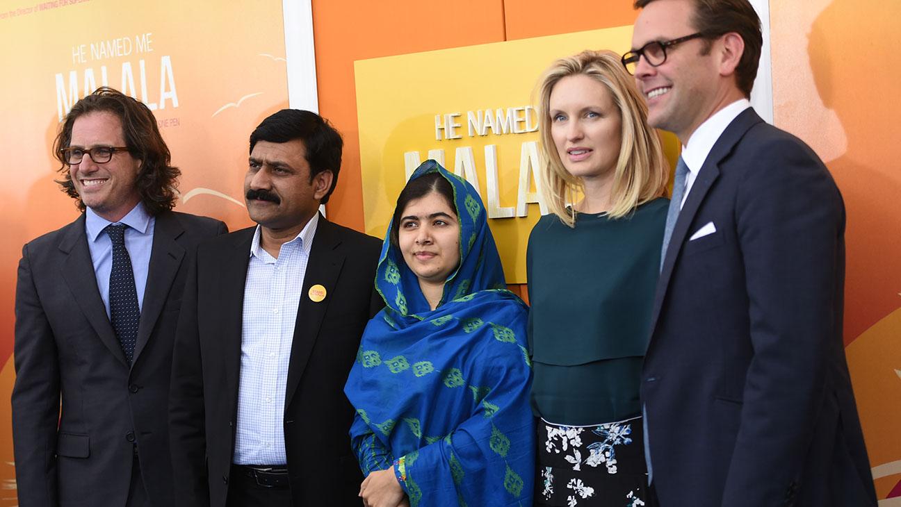 He Named Me Malala Event - H 2015
