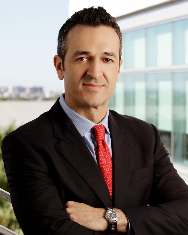 Hernan Lopez 2015 Fox International Channels CEO