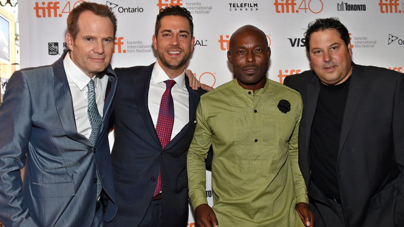 HEROES REBORN Premiere at Toronto International Film Festival  - H 2015