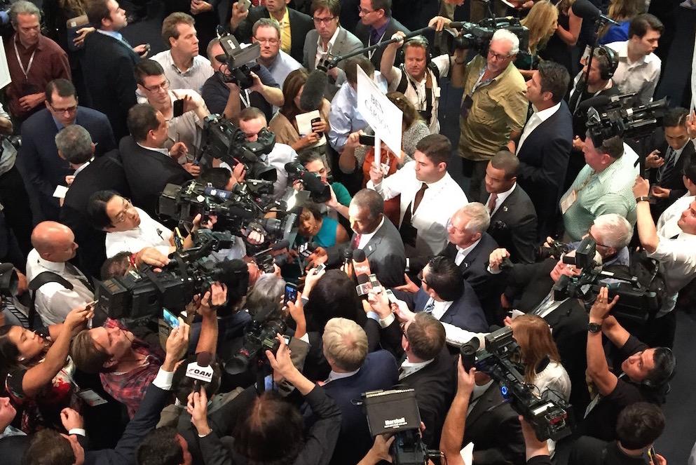 Ben Carson Media Crush H 2015